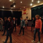 FFS dames volgen workshop Country & Linedance