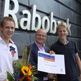 FFS ontvangt bijdrage Rabobank Coöperatiefonds